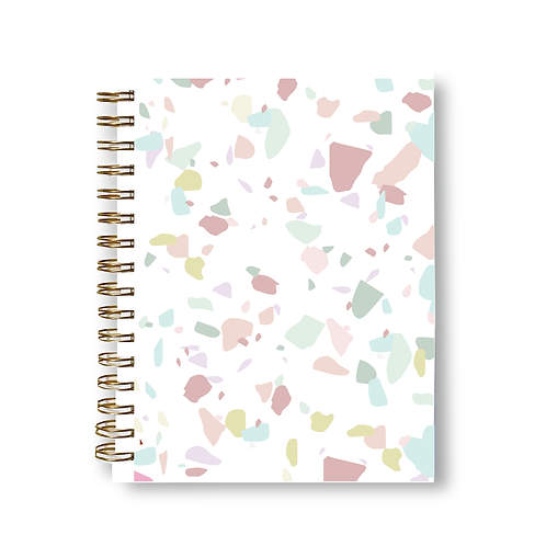 Wholesale Soft Terrazzo Notebook