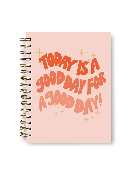 Wholesale Good Day Notebook