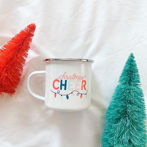 Christmas Cheer Camp Mug