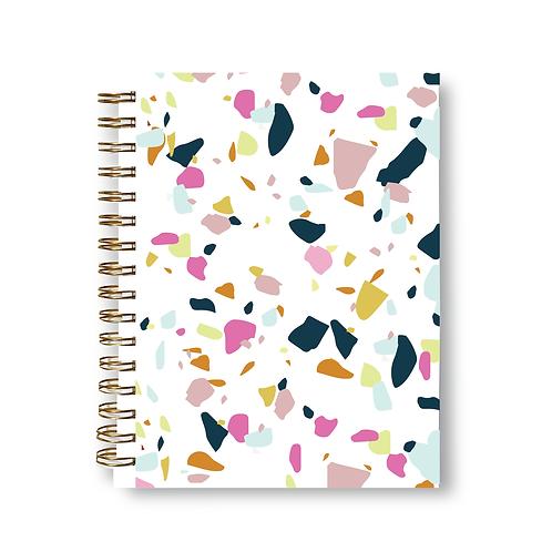 Tam Terrazzo Notebook