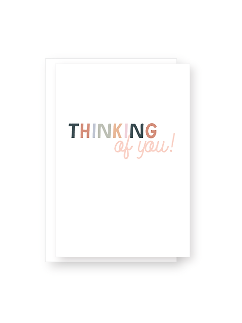 Thinking of You Card Pack