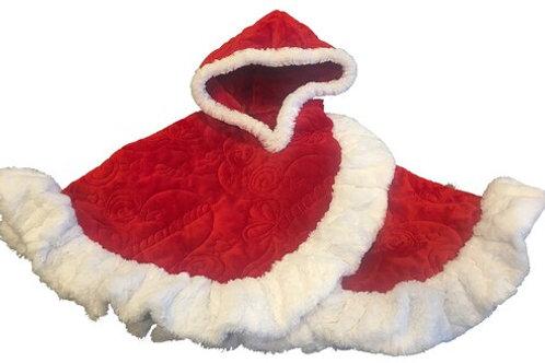 Christmas Poncho