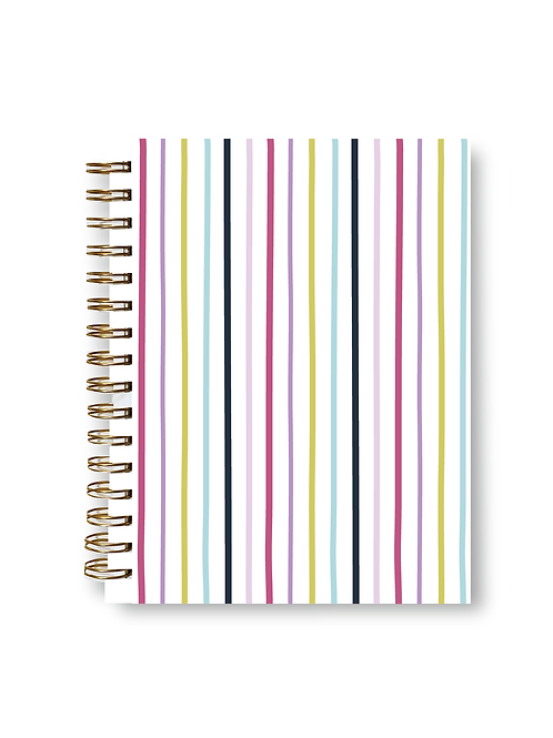 Wholesale Shi Stripe Notebook
