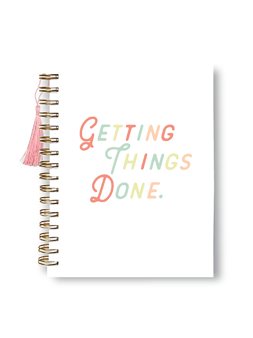 Wholesale Getting Things Done Notebook
