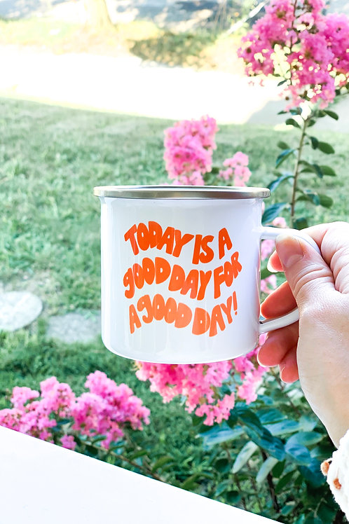 Wholesale Today Is a Good Day Mug