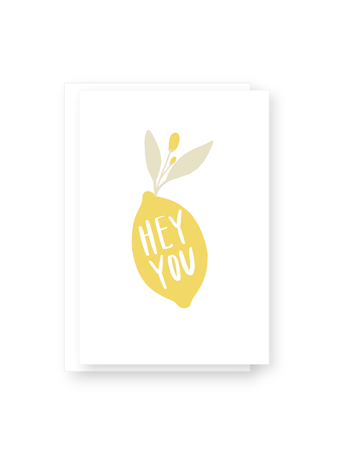 Wholesale Hey You Card Pack