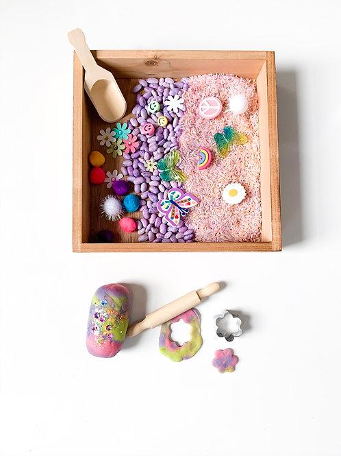 Flower Power Sensory Play Kit