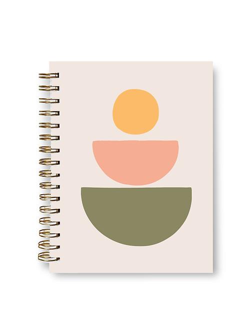 Wholesale Desert Sun Notebook