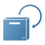 Blue Returnable Container Icon.png