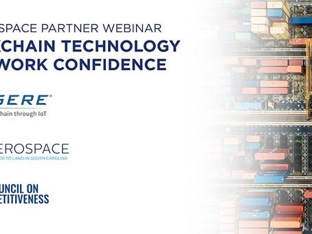 SC Aerospace Webinar: Surgere | Blockchain Technology & Network Confidence