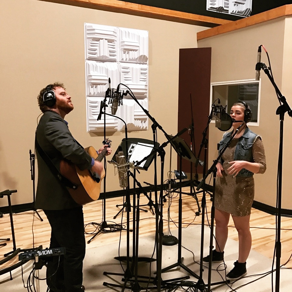 Nicholas Johnson and the Unrefined - Curtains Session