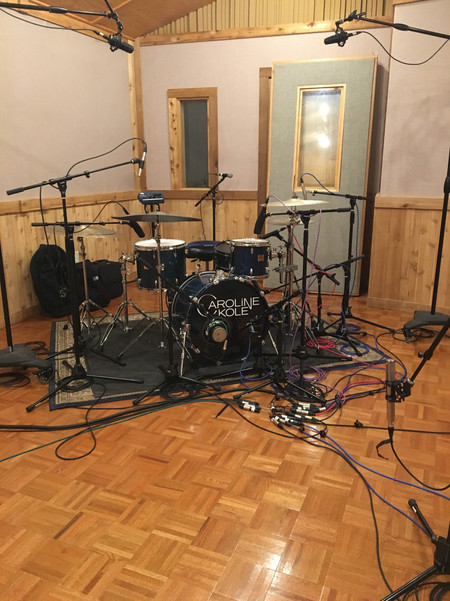Demo Drum Recording
