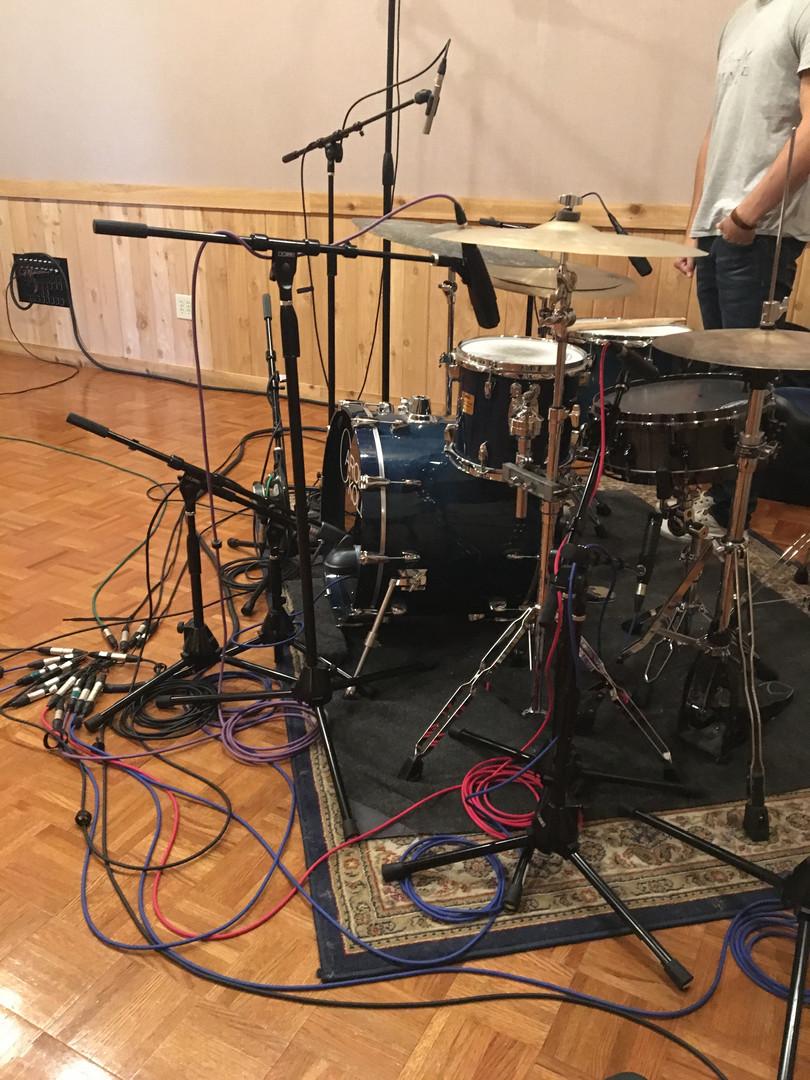 Drum Demo Session