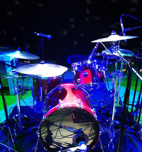 Quasi Ragged Drum Tracking