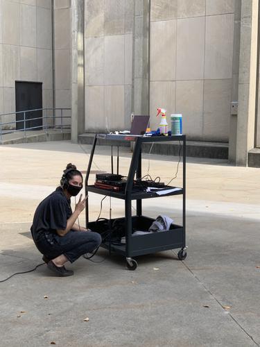 ANTIGONE, sound designer