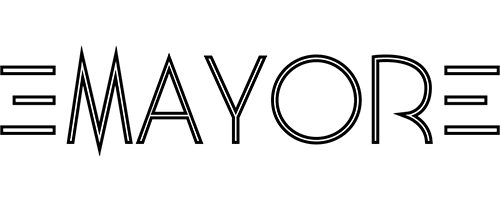 Mayor Logo Thin