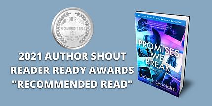 Promises We Break - Recommended Read - 2