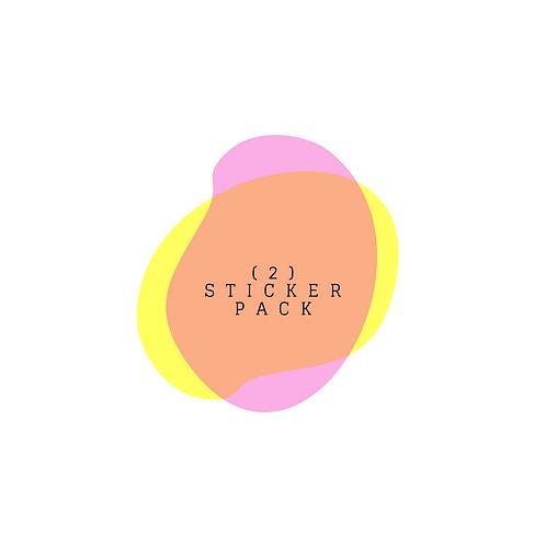Sticker Pack (2)