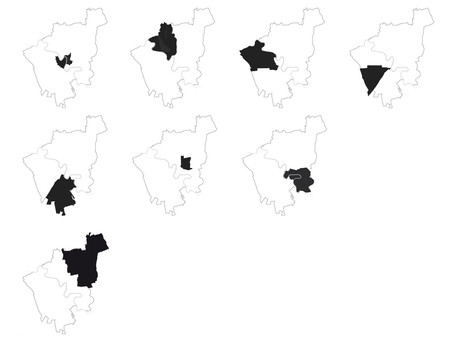 Mappatura dei luoghi in disuso del Comune di Verona