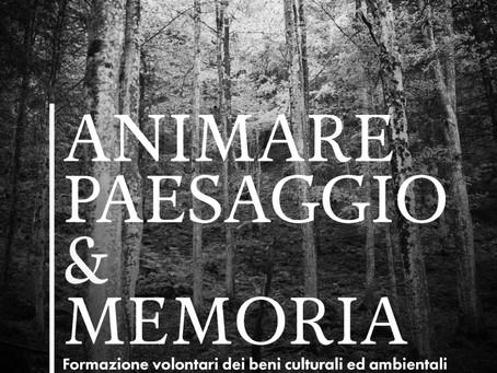 Animare Paesaggio e Memoria