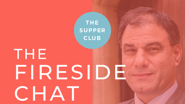 A Fireside Chat with Lord Karan Bilimoria, Founder of Cobra Beer