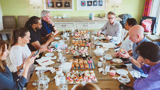 Roundtable | Afternoon Tea for Agency Founders