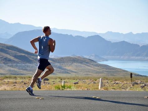 Back on track: Lessons from ultra-runner Michael Stocks