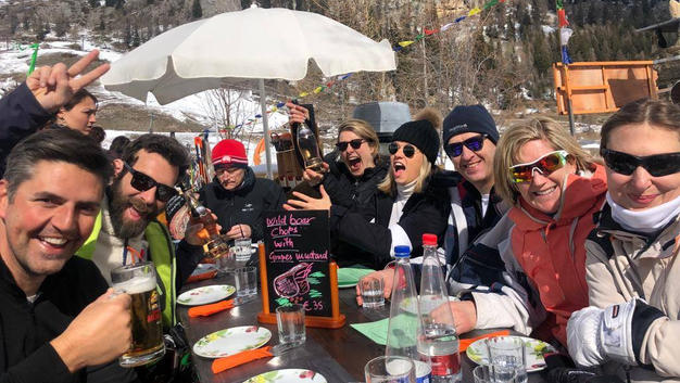 Social | The Supper Club's Annual Ski Trip