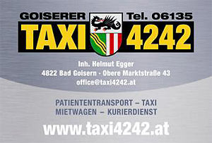 Taxi Bad Goisern