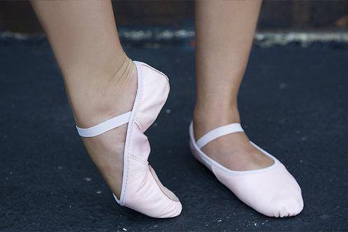 Pre-Pro Ballet Shoes
