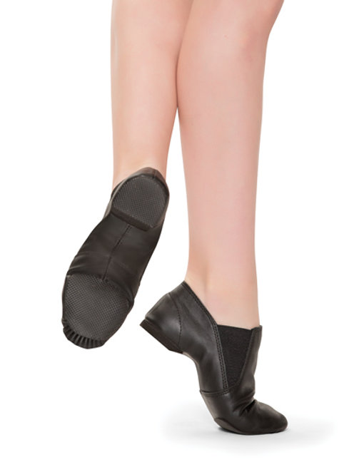 Pull-On Jazz Shoes
