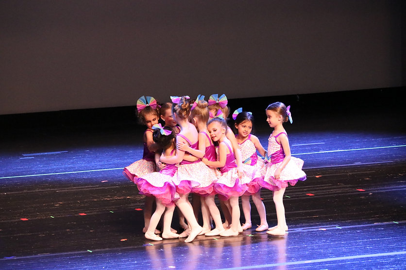 dance bright students