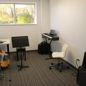Guitar/Instrumental Lesson Room