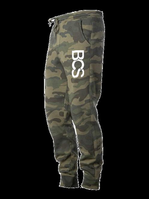 BCS Camo Joggers