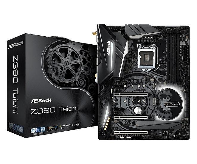 ASRock Z390 Taichi Motherboard