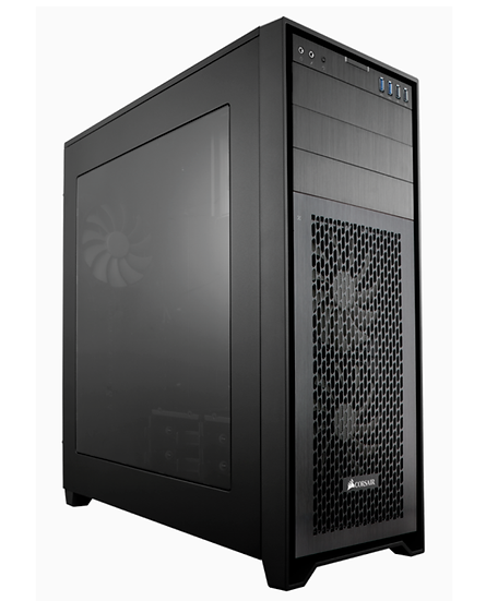 CORSAIR Obsidian Series 750D - Airflow Edition -tower- extended ATX Desktop Case