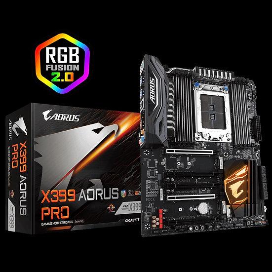 AORUS  X399 PRO - Gigabyte Gaming Motherboard