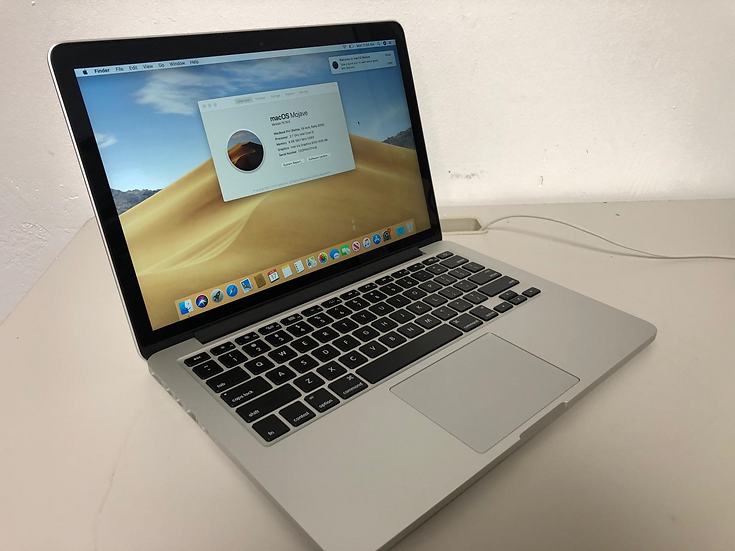 Apple MacBook Pro A1502 (Retina, 13, Early 2015) i5 2.7GHz / 256 SSD / 8 GB RAM