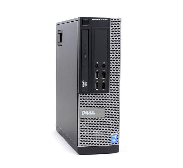 Dell Optiplex 9020 SFF Quad Core i7 3.2GHz,  8CPU's, 16 GB RAM, 240 SSD, W10