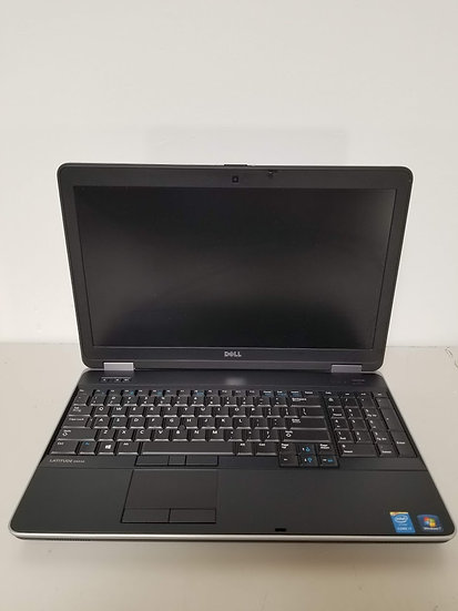 Dell Latitude E6540 i7 Laptop