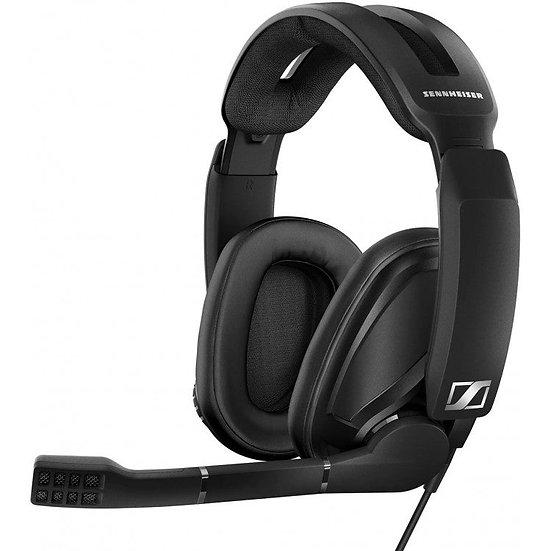 Sennheiser GSP 302 Closed Back Gaming Headset - Black