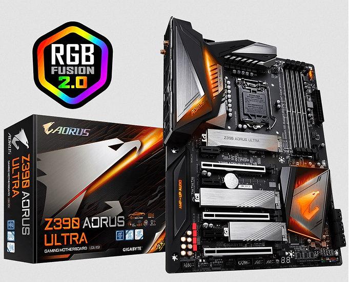Aorus Z390 Ultra Motherboard
