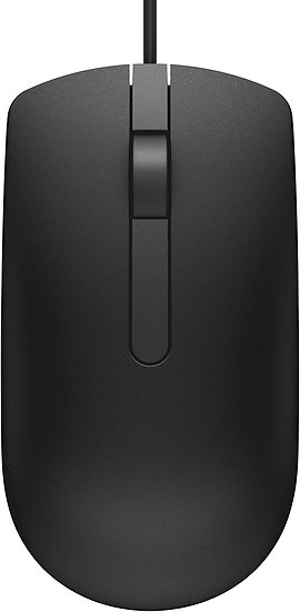 Dell Optical Black Mouse