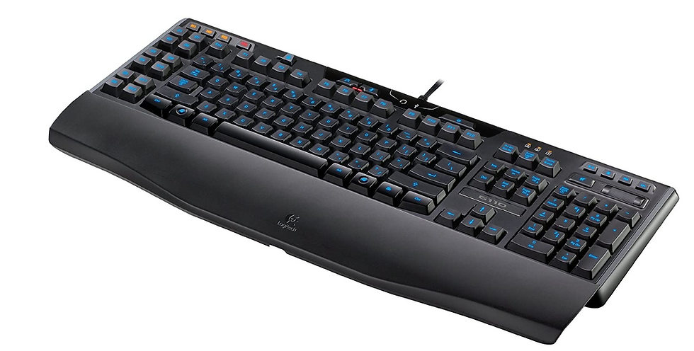 Logitech Gaming Keyboard G110 -  Y-U0007