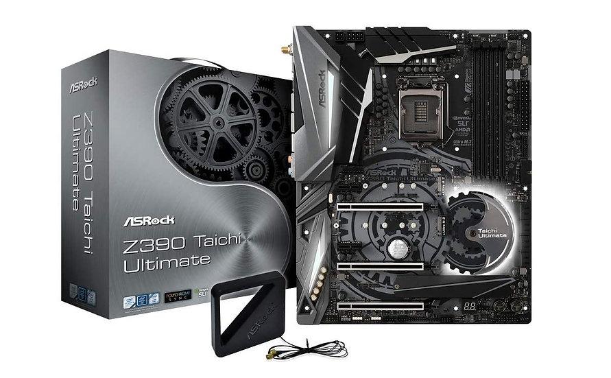 ASRock Motherboard (Z390 Taichi Ultimate) Motherboard