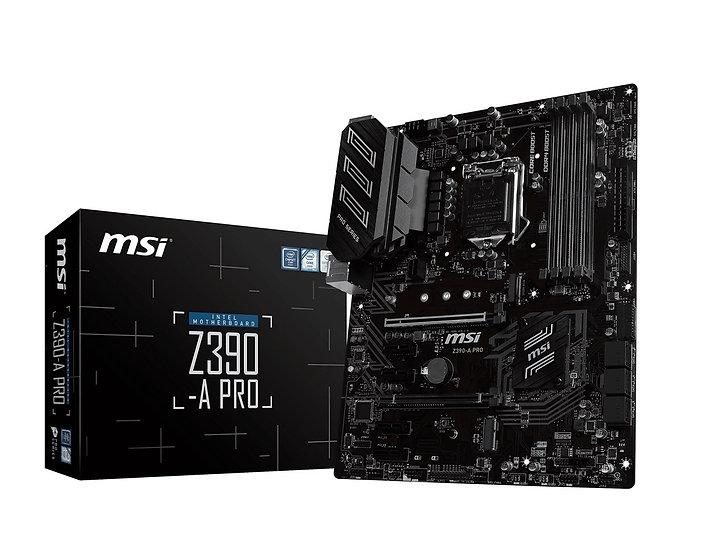 MSI Z390-A PRO Intel Motherboard