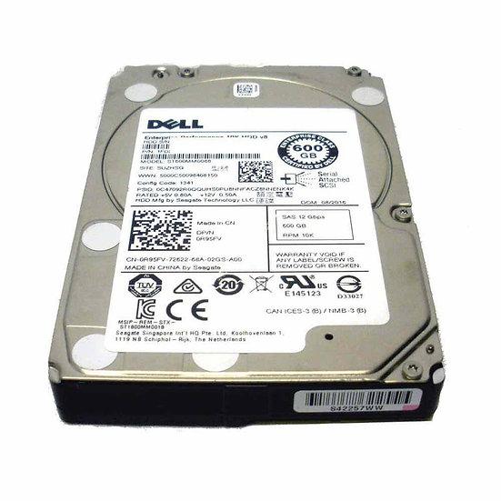Dell Savvio 10K RPM ST600MM0006 Server Hard Drive HDD S0M0X41K