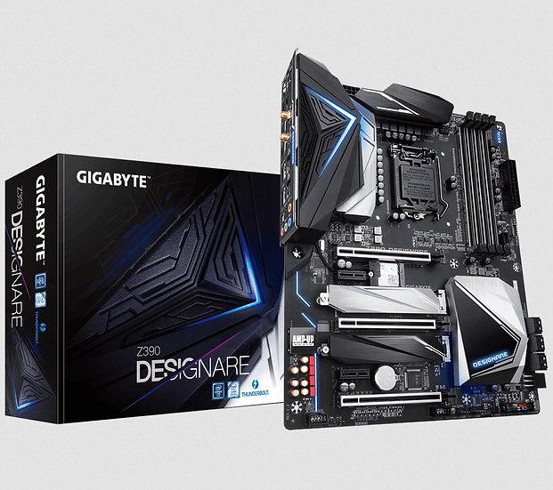 GIGABYTE Intel Z390 DESIGNARE Ultra Durable motherboard
