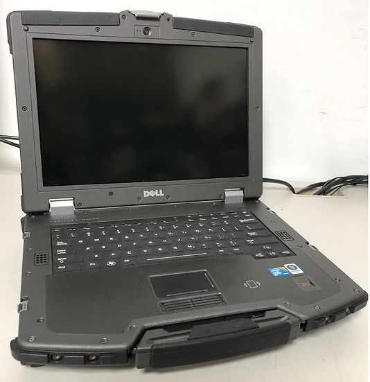 Dell Latitude E6400 XFR Core2 Duo CPU P9700 2.80 GHz 4GB RAM