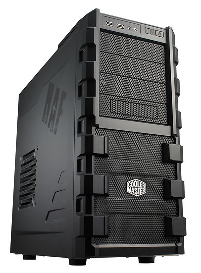 Cooler Master Rc-912-kkn1 Haf 912 - Form Factor Mid Tower - Atx Desktop Case
